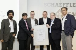 Schaeffler's location in Vadodara has been awarded the STC certificate