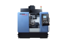 Doosan Introduces an affordable, compact five-axis VMC