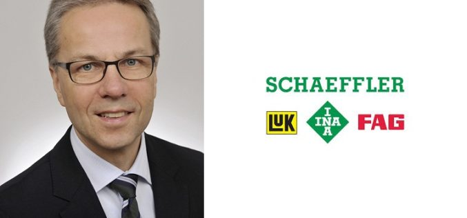 Dr. Stefan Spindler is new CEO Industrial at Schaeffler AG