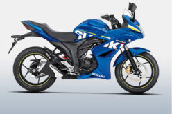 SUZUKI two-wheelers launches GIXXER SF – fully faired variant