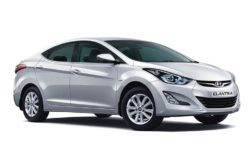 Hyundai launches the '2015 Elantra'
