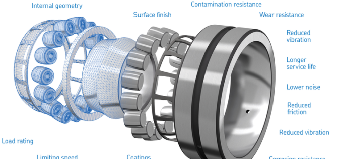 SKF launches innovative new bearing rating life model