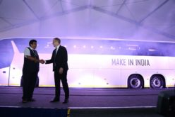 Scania's first Asian bus manufacturing plant is inaugurated in Karnataka