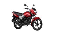 Yamaha strengthens the 125cc segment with the launch of the economical and practical – 'saluto'