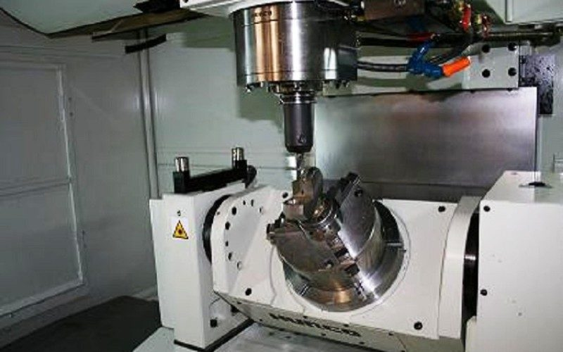 Hurco Helps BAW Hit Niche Markets with its 5-axis CNC Machining Centre