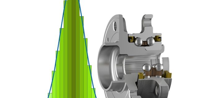 New SKF hub bearing unit cuts friction in cars and vans