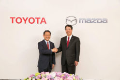 Toyota and Mazda team up to make cars better