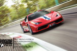 Ferrari takes International Engine of the Year awards for the fifth year running.