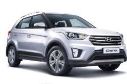 Hyundai Showcases the Global SUV- CRETA