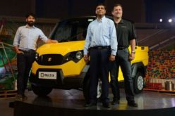 Eicher-Polaris launches multix India's first personal utility vehicle