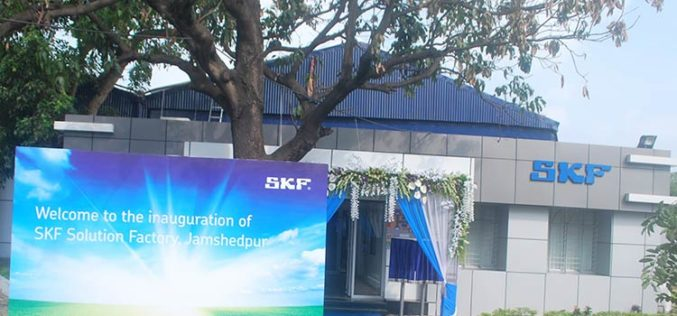 SKF India inaugurates SKF Solution Factory in Jamshedpur