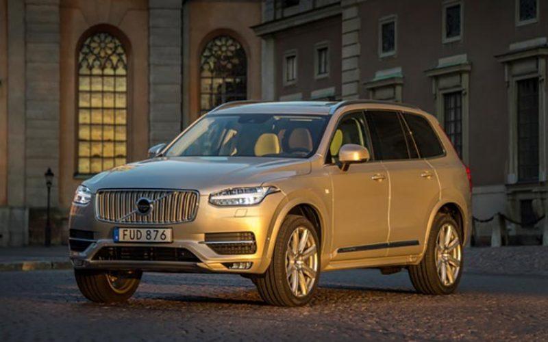 GKN Driveline selected as driveline partner for all-new Volvo XC90
