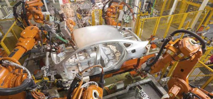 ABB wins $52m robots order to boost manufacturing flexibility  for Ford