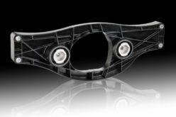 World's first rear axle transmission crossbeam made of plastic for Mercedes-Benz