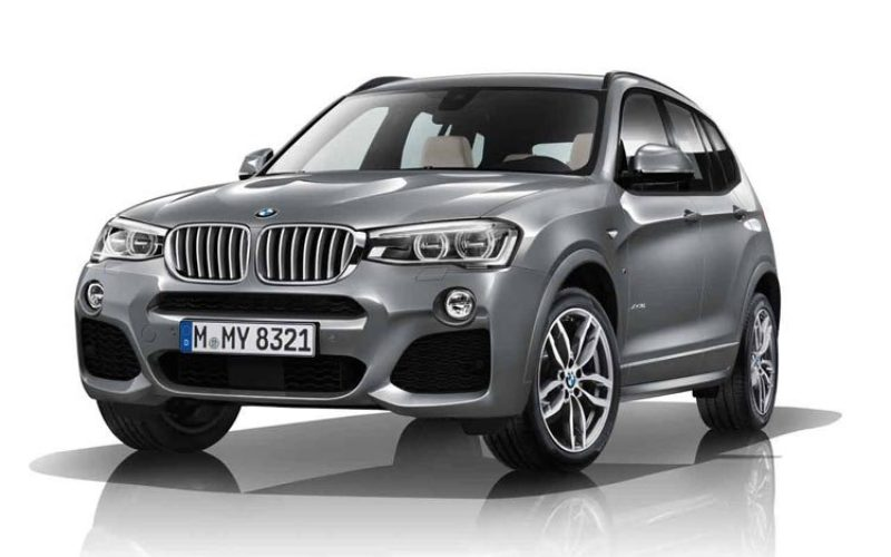 The new BMW X3 xDrive30d M Sport launched in India