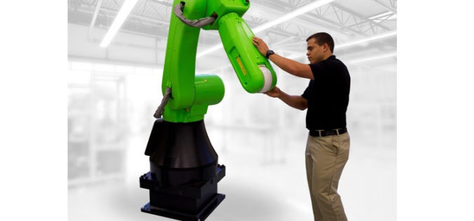 FANUC America Introduces New CR-35iA Collaborative Robot