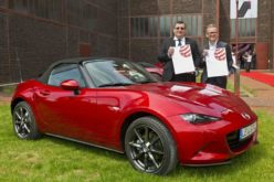 """Mazda MX-5 receives """"Red Dot: Best of the Best"""" award"""