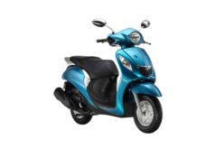 Yamaha strengthens its scooter line up with the All New Fascino