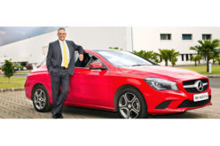 Mercedes-Benz scripts yet another historic sales record in India