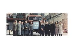 Happy anniversary! MAN celebrates 60 years at its Munich plant