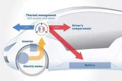 Bosch smart temperature regulation increases electric cars' range by up to 25%