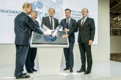 Volkswagen Group inaugurates its own engine plant in Russia