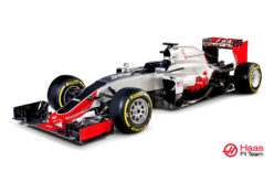 Introducing the Haas F1 Team VF-16 – the latest, fastest, most exciting 'machine' to carry the famous Haas VF pre-fix