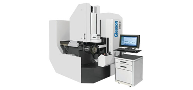 Gleason corporation introduces cutter build inspection machine