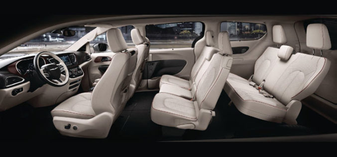 Magna Innovation Helps Shape Form and Function of Award-Winning 2017 Chrysler Pacifica Interior
