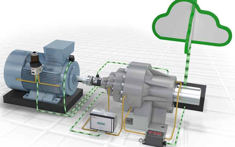 Schaeffler Drive Train 4.0: The next step in the digitalization of mechanical engineering