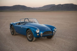 First-ever Shelby Cobra sells for record $13.75 million