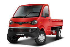Mahindra Jeeto Mini-truck gains 20% market share in an year