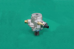 Hitachi's high pressure fuel pump, compatible with the fuel situation in Brazil, used by Volkswagen