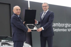 Lamborghini and Mitsubishi Rayon to jointly develop automotive material