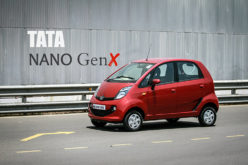 Tata Motors together with DIMO, launches the GenX Nano Automatik in sri lanka