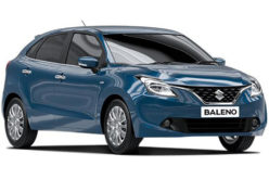 Domestic sales of Baleno reach one lakh units