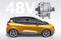 Continental Puts First 48-Volt Hybrid Drive into Production