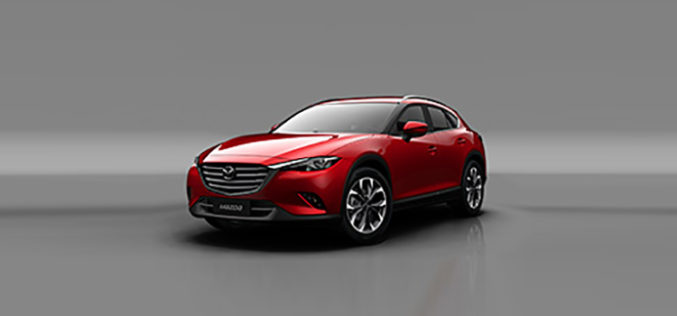 Mazda CX-4 Wins 2017 China Car Design of the Year