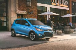 Chevrolet Debuts Sporty New Spark ACTIV