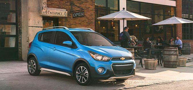 Chevrolet Debuts Sporty New Spark ACTIV