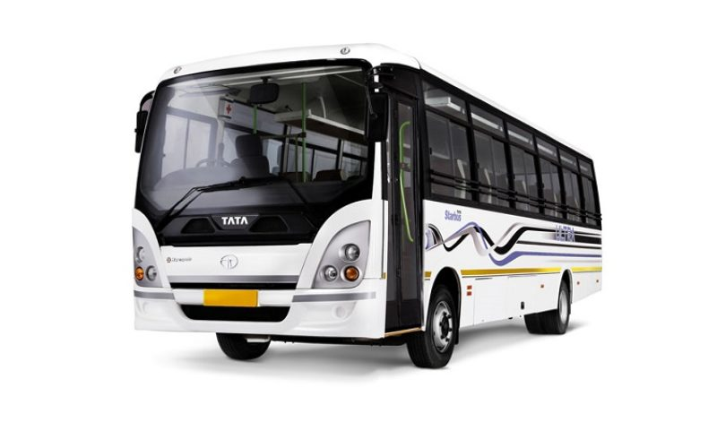Tata Motors launches AMT buses