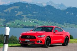 Surge in exports makes Ford Mustang best-selling sports car on the planet for 2016