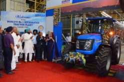 Sonalika ITL world's no. 1 integrated tractor plant at Hoshiarpur