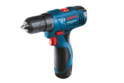 BOSCH launches Cordless Drill/Driver GSR 1080-2-LI Professional power tool