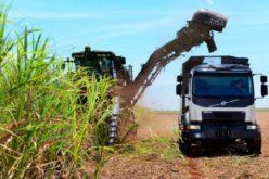 Self-steering Volvo Truck set to Increase Brazil's Sugarcane Harvest