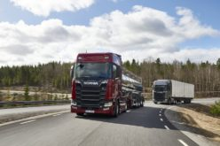 Scania Engines Reach New Standards in Fuel Efficiency With Latest Generation of Euro 6 V8s