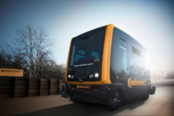 Continental advances with the demo vehicle CUbE the development of technologies for driverless vehicles
