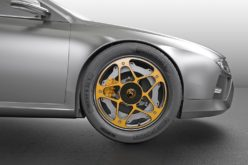 Continental introduces an innovative wheel and braking concept for electric vehicles