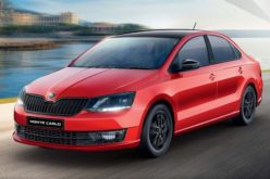 ŠKODA introduces the Monte Carlo: Sporty Model paying homage to the Monte Carlo Racing Tradition