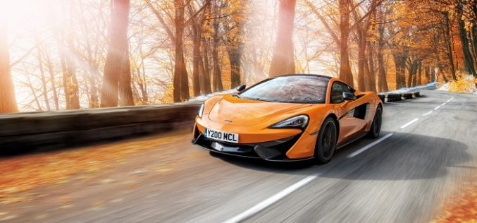 McLaren teams up with Pirelli for specialised wheel and tyre set for Sports Series models